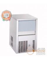 Fabbricatore di ghiaccio Cubetto Pieno 25 Kg