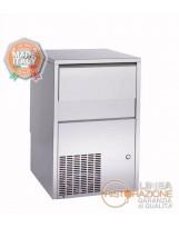 Fabbricatore di ghiaccio Cubetto Pieno 40 Kg