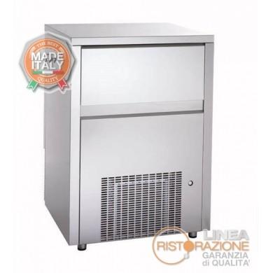 Fabbricatore di ghiaccio Cubetto Pieno 140 Kg