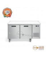 Tavolo refrigerato 2 porte Senza Piano Temp. +2°/+7°C
