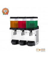 Distributore bevande NACHI 3 Vasche 12+12+12 litri