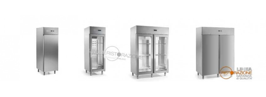 Armadi Refrigerati professionali 700 lt. - 1400 lt.