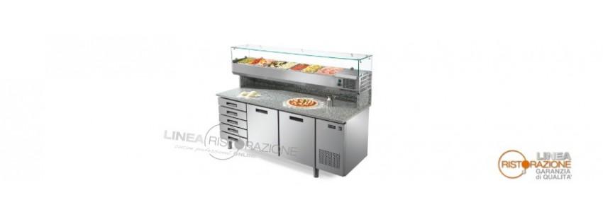 Tavoli Pizza Refrigerati