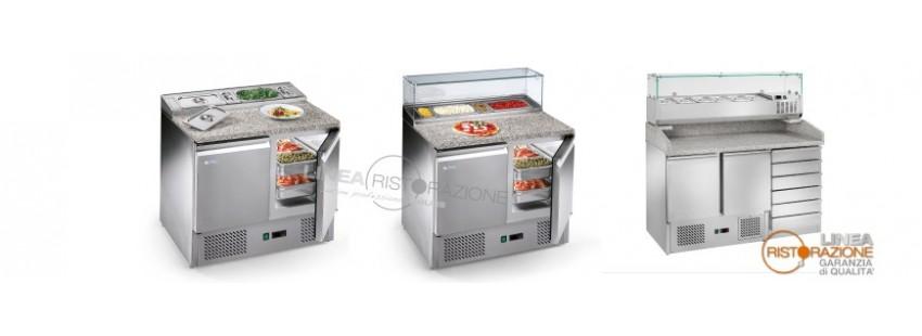 Saladette pizzeria
