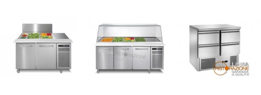 Saladette refrigerata